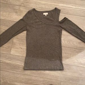 Lucky Brand Single Cold Shoulder L/S
